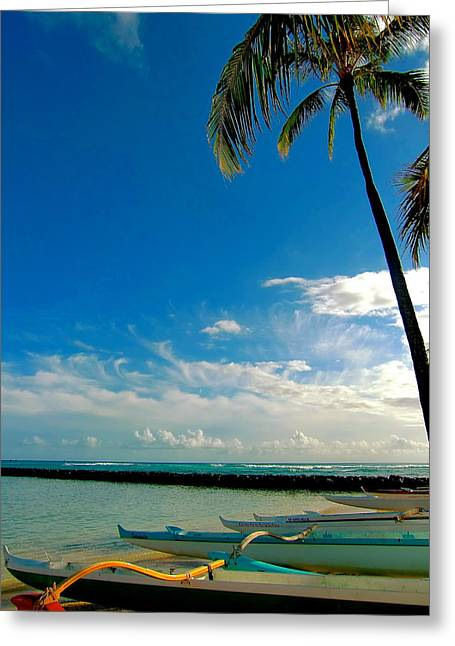 What Can I Say? - Hawaii Greeting Card by My Lens and Eye   - Judy Mullan -