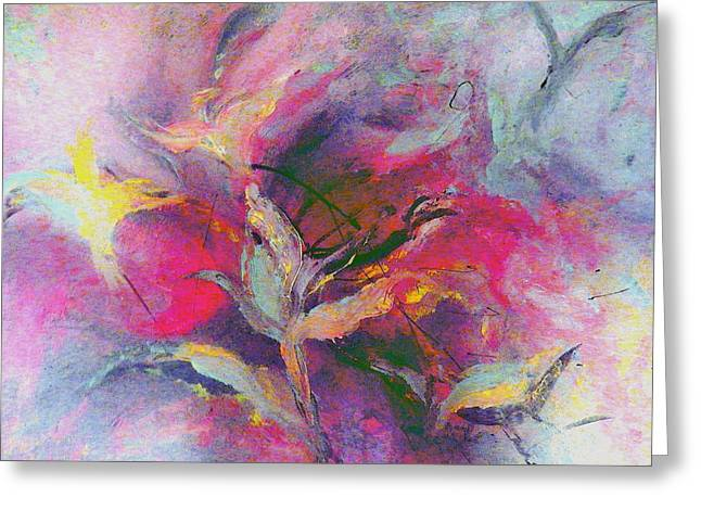 What Do You See Greeting Card by Lisa Kaiser