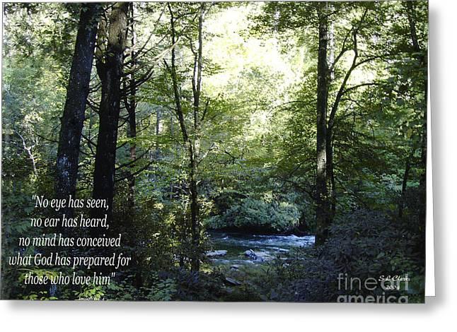 What God Prepares Greeting Card