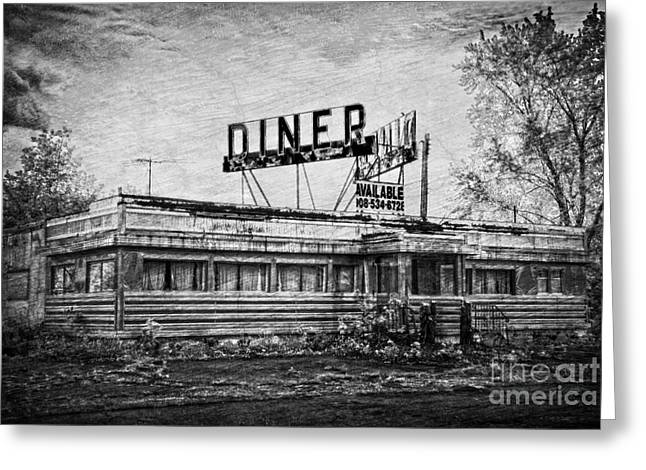 Greeting Card featuring the photograph What Is On The Menu by Debra Fedchin