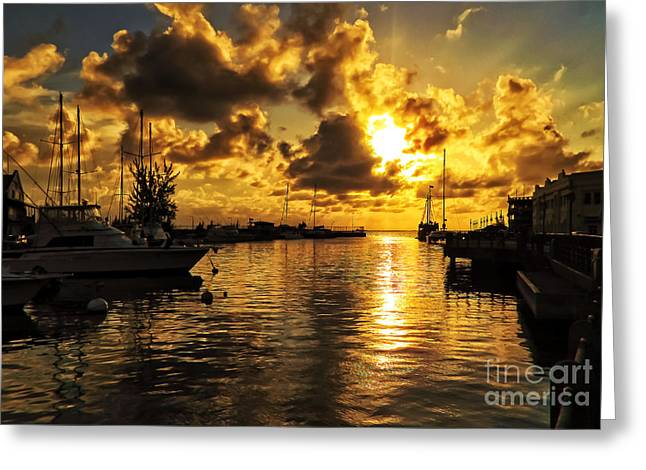 What Tomorrow May Bring Greeting Card by GIStudio Photography