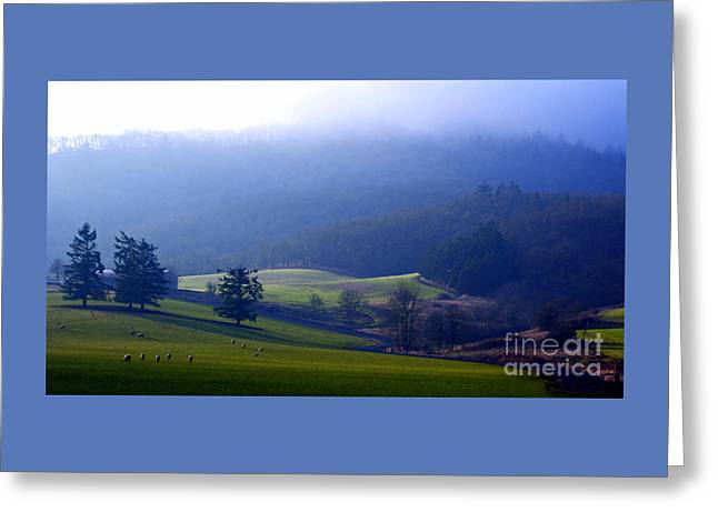When Dawn Breaks Greeting Card