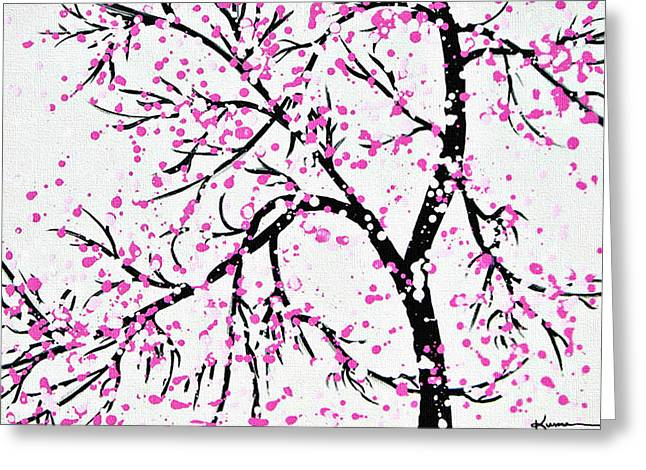 When Spring Comes Greeting Card by Kume Bryant