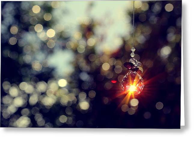 When Wishes Come True Greeting Card by Beata  Czyzowska Young