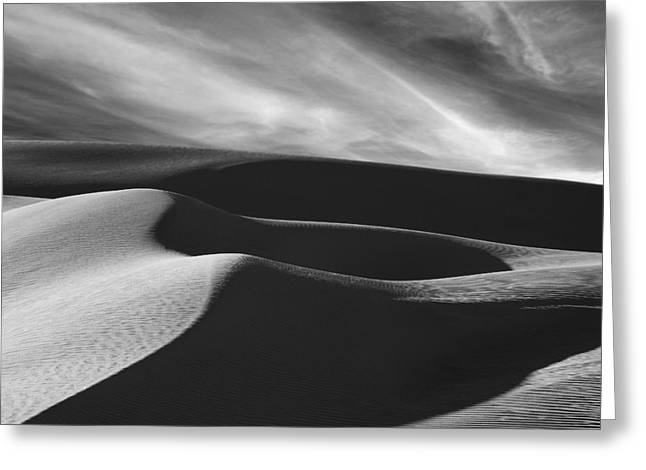 White Sands #2 Greeting Card