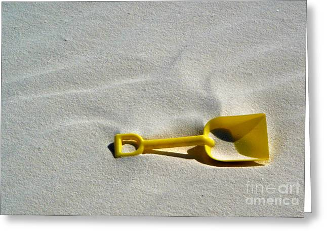 White Sands New Mexico Sand Boz Greeting Card by Gregory Dyer
