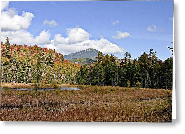Whiteface Mountain Greeting Card