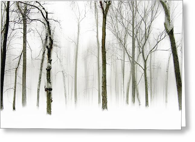 Whiter Shade Of Pale Greeting Card