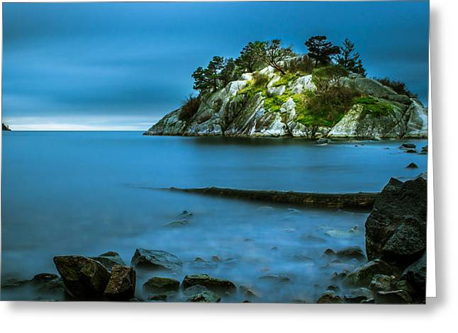 Whyte Islet 2 Greeting Card