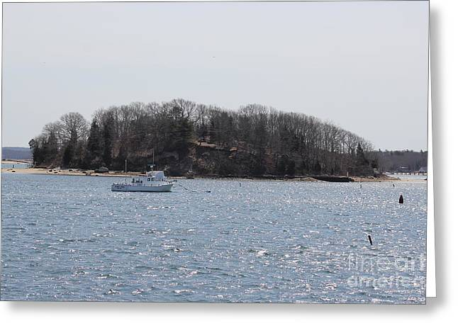 Wicket Island - Onset Massachusetts Greeting Card