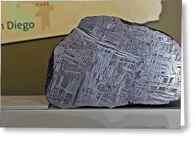 Widmanstatten Pattern On Iron Meteorite Photograph By Babak Tafreshi Interesting Widmanstatten Pattern