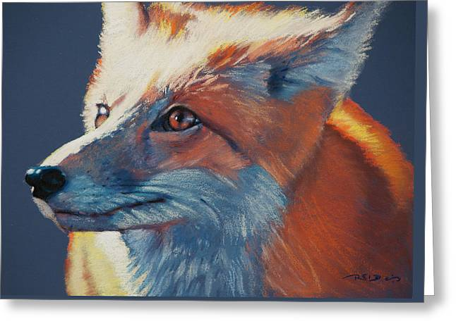 Wilbur Fox Greeting Card