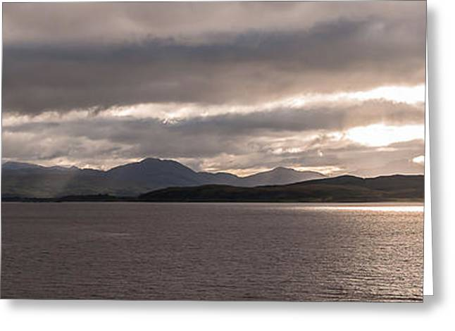 Greeting Card featuring the photograph Wild Nature Of Scotland by Sergey Simanovsky