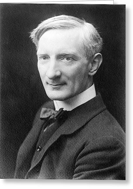 William Beveridge Greeting Card by Library Of Congress