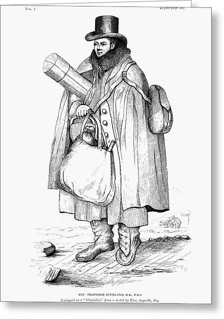 William Buckland Greeting Card by Universal History Archive/uig