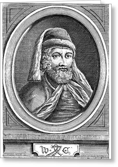 William Caxton (c Greeting Card by Granger