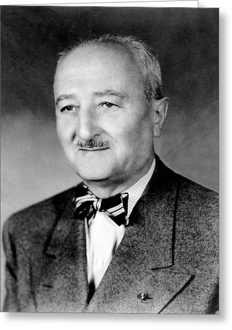 William Friedman Greeting Card