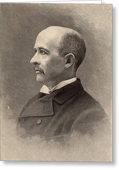 William Graham Sumner Greeting Card