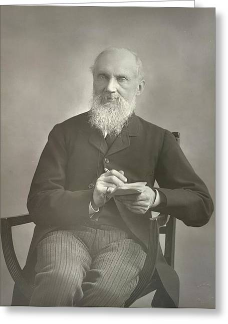 William Thomson Greeting Card by British Library