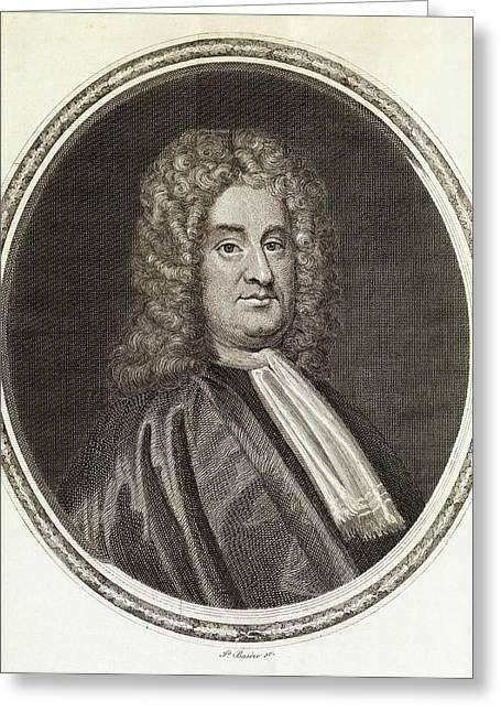 William Wollaston Greeting Card
