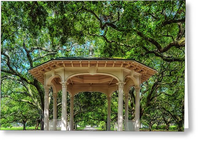 Williams Music Pavilion - Charleston Greeting Card