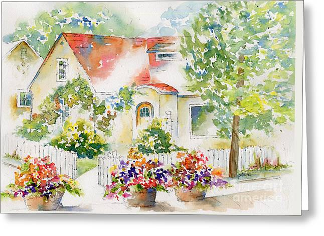 Willingdon Place Greeting Card