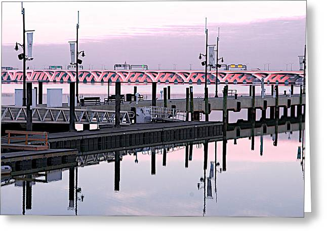 Wilson Bridge Greeting Card