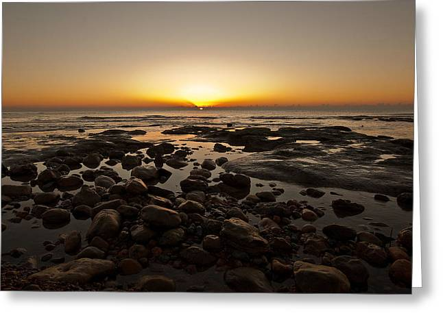 Winchelsea Sunrise Greeting Card