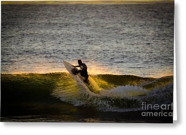 Windansea Surf  Greeting Card by Kelly Wade