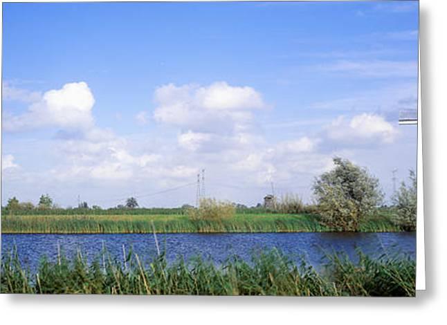 Windmill Holland Greeting Card