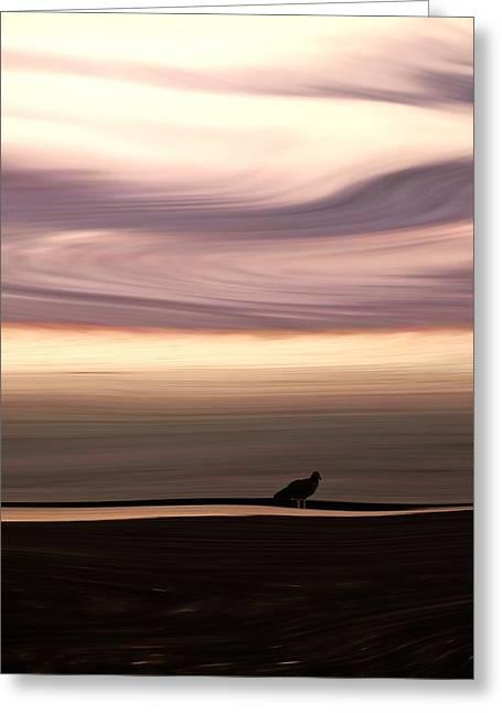 Windswept 2 Greeting Card