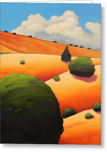 Windy Hill Revisit Panel Two Greeting Card
