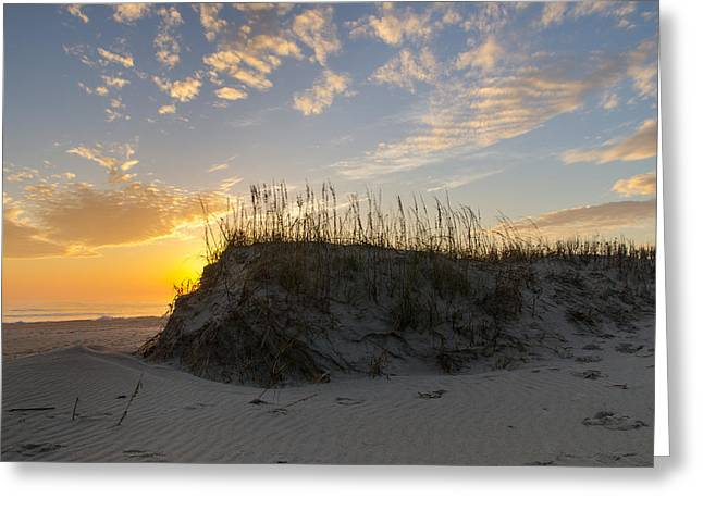 Greeting Card featuring the photograph Winter Sunrise by Gregg Southard