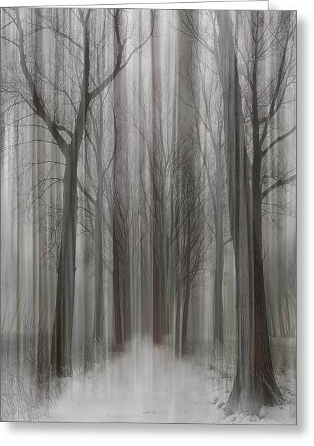 Winter Walz Greeting Card