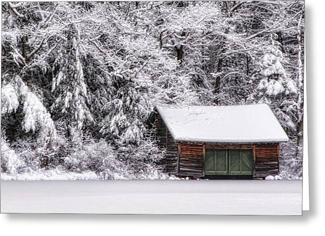 Winterized Greeting Card by Scott Thorp