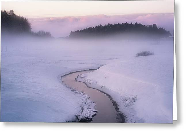 Winters Mystique Greeting Card