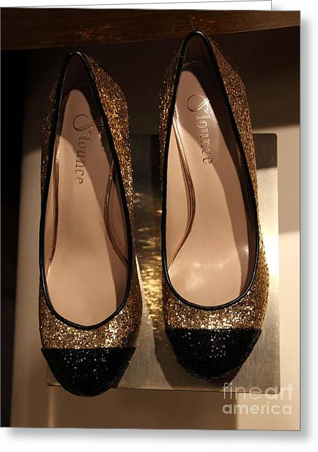 Women's Shoes - 5d20648 Greeting Card