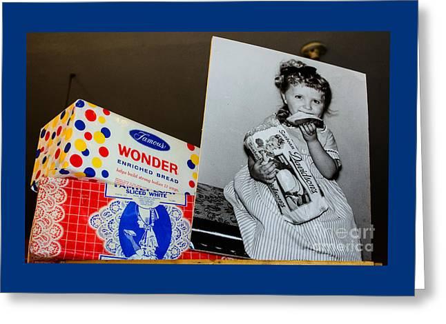 Wonder Greeting Card by Tikvah's Hope