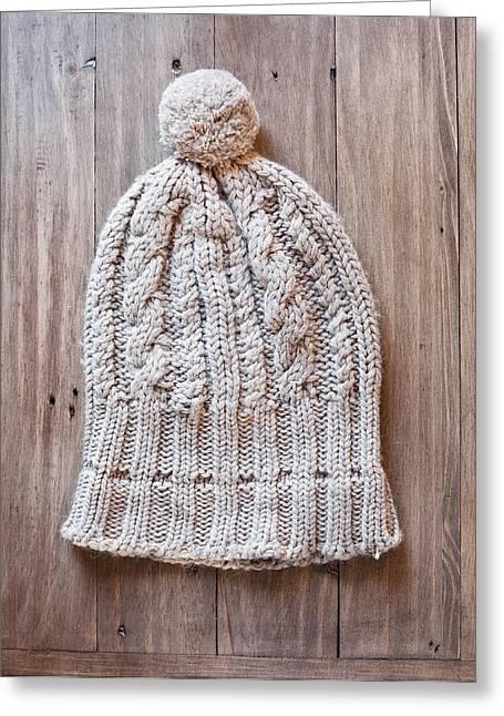 Wool Hat Greeting Card