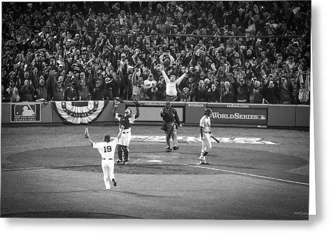 World Series Game Six 1 Greeting Card