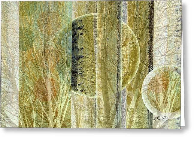 Woven Branches Greeting Card