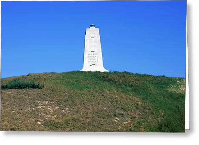 Wright Brothers National Memorial Greeting Card