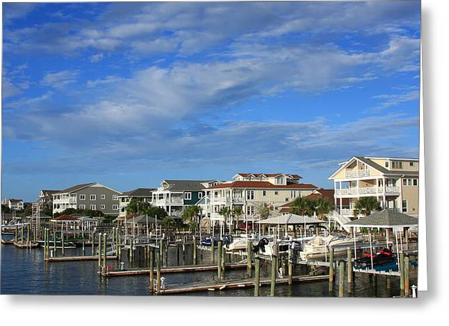 Wrightsville Beach - North Carolina Greeting Card by Mountains to the Sea Photo