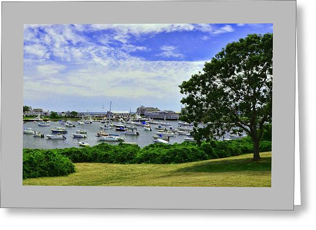 Wychmere Harbor Greeting Card