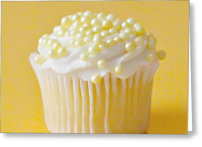 Yellow Sprinkles Greeting Card