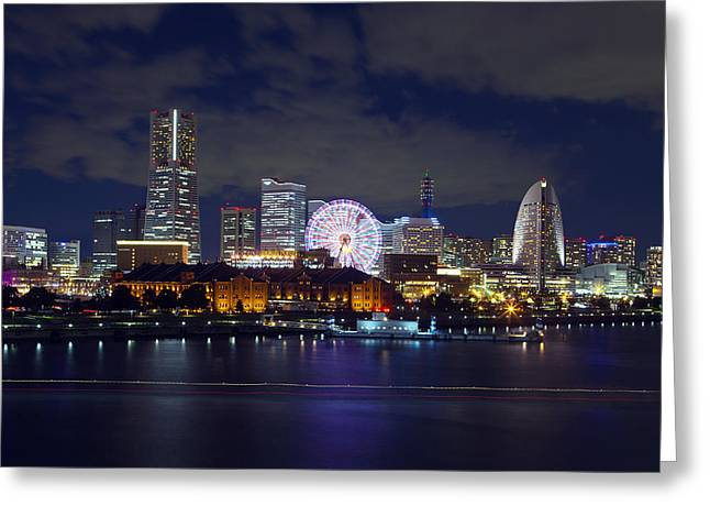 Yokohama Greeting Card