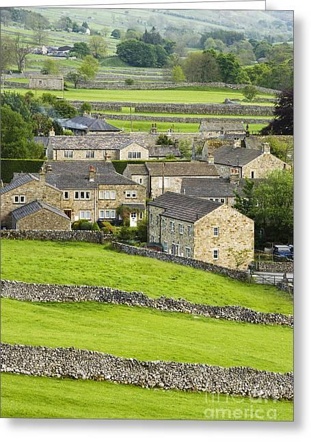 Yorkshire Village Greeting Card