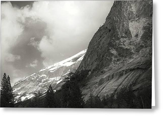 Yosemite - Mike Hope Greeting Card