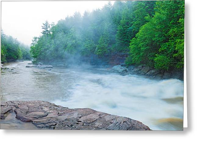 Youghiogheny River A Wild And Scenic Greeting Card