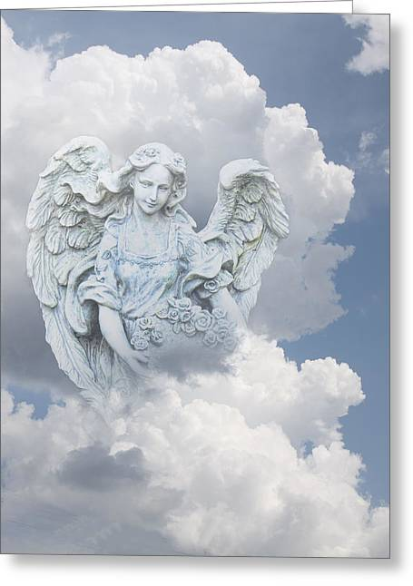 Your Heavenly Angel Greeting Card